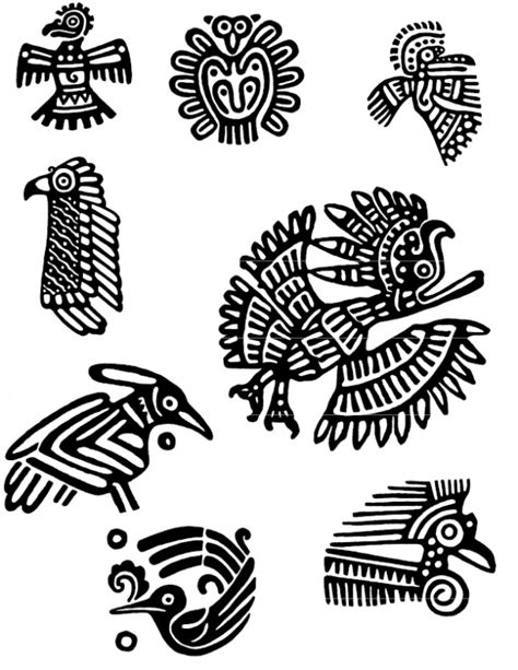 imagenes y simbolos mayas s 237 mbolos mayas y aztecas imagui