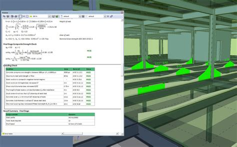 Composite Design Engineer scia engineer structural analysis and design software
