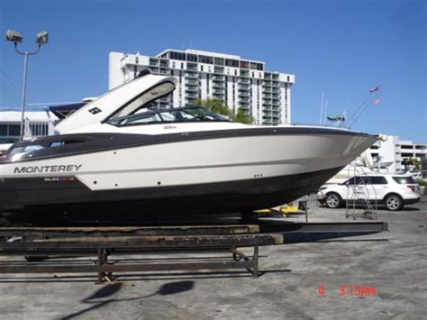 monterey used boats florida used monterey boats for sale in miami florida boats