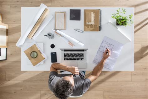 5 tips to organize an office desk without drawers
