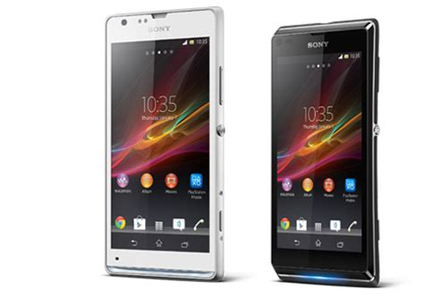 new mobile sony 2013 sony smartphones