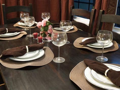 How To Decorate A Dining Room Buffet kilka sposob 243 w na nakrycie sto u jadalnego