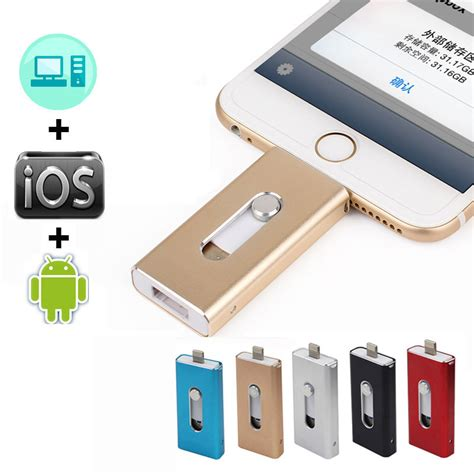 otg usb flash drive  iphone  plusss