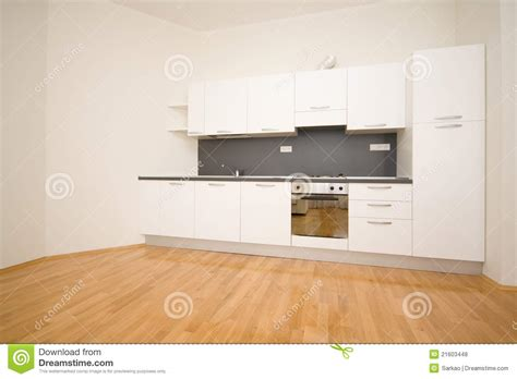 empty kitchen empty white kitchen royalty free stock photos image