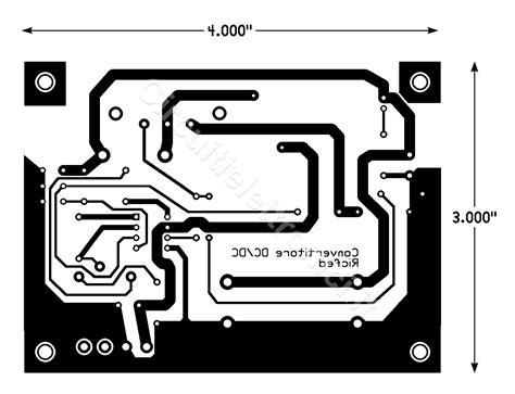 schema alimentatore switching alimentatore switching step up circuitielettronici