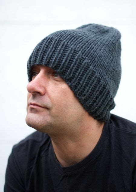 mens knit hat pattern 367 best knitting hat free patterns images on