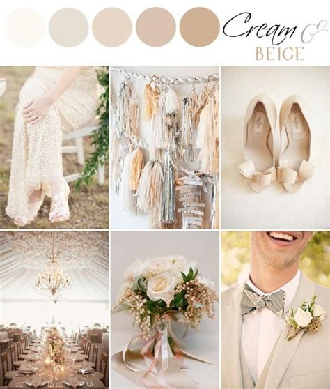 17 best ideas about neutral wedding colors on wedding colour schemes wedding colour