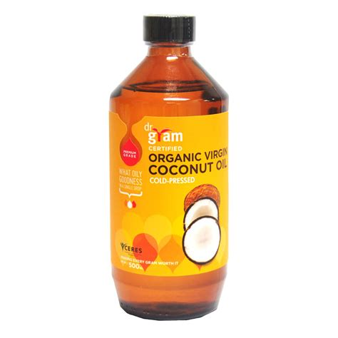 Virjint Coconut 80 Ml Cair dr gram organic coconut 500ml lifewinners organic foods
