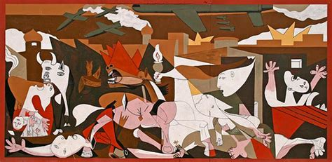 picasso paintings during civil war picasso s guernica a la bogside flickr photo