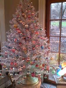Vintage Christmas Tree vintage christmas tree with color wheel christmas