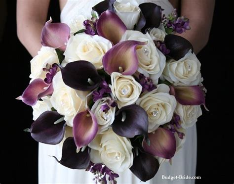 Wedding Bouquet Eggplant by Eggplant Color Wedding Bouquet Quot Yes A Thousand Times