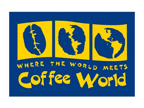 Coffee World rabbit rewards merchant