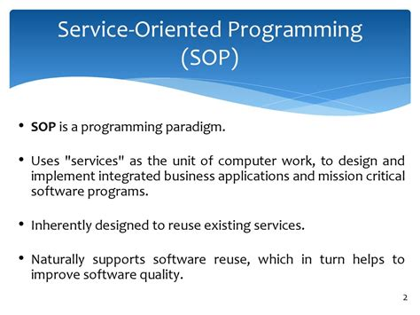 unit of work pattern java exle service oriented programming sop web services online