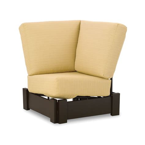 Cushion Sectionals by Telescope Casual Leeward Mgp Cushion L Sectional Patio