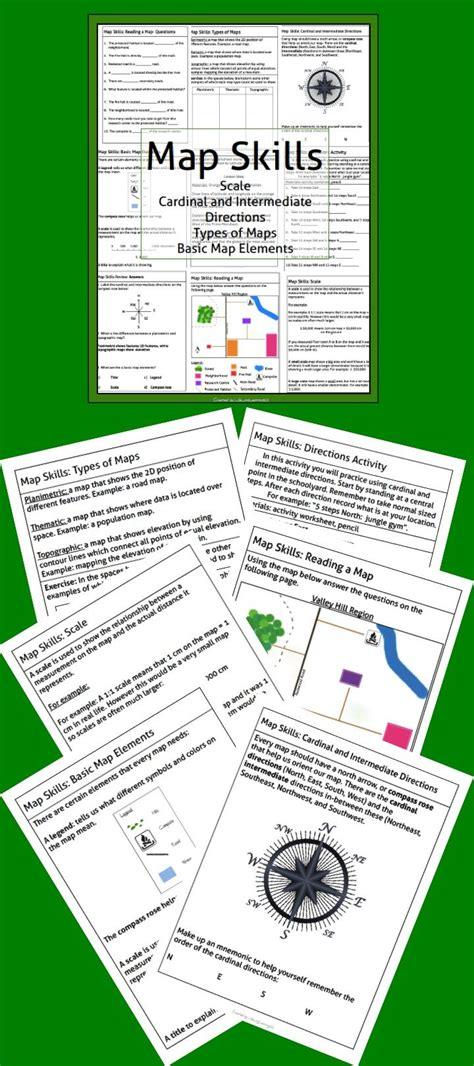 map skills united states free printable worksheets map skills map skills