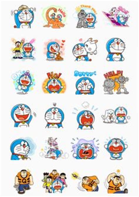 Wallpaper Sticker Doraemon 2 画像 doraemon animated stickers by fujiko pro line me