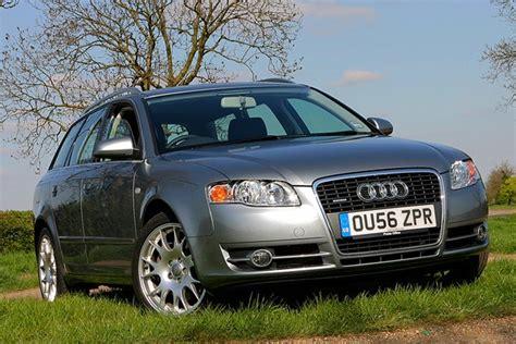 Audi A4 Kombi 2008 by Audi A4 Avant Review 2005 2008 Parkers
