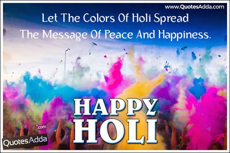 latest 2015 holi quotes and wishes in english quotesadda