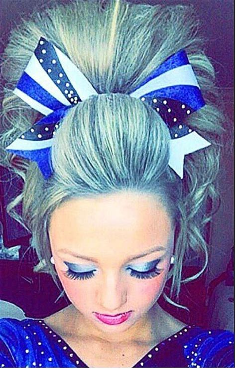 pictures of cheer hair styles maryland twisters cheer hair this is perfect saved