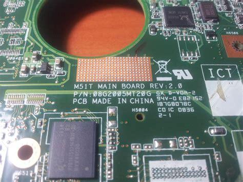 Isl6265a asus m51t prośba o identyfikacje układu elektroda pl