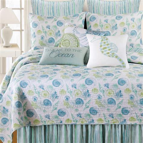 c f bedding c f home green st augustine f q quilt set 89962 3fqset