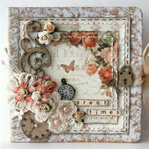 scrapbook cover so beautiful inspiration