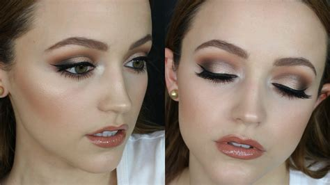 eyeshadow tutorial using too faced my go to look using too faced chocolate bar palette