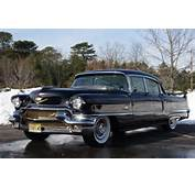 1956 Cadillac Series 60 Fleetwood Special Black/White