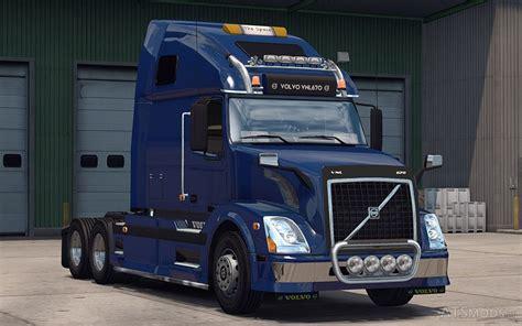 volvo vnl    american truck simulator mods