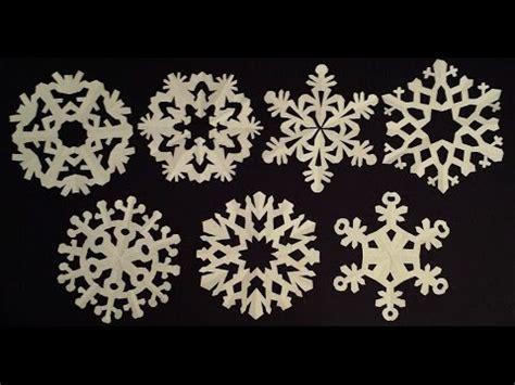 Best Way To Make Paper Snowflakes - nazvis xeebi potoebi videolike