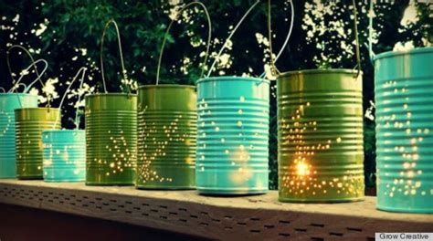 Outdoor Lighting Ideas Diy 7 Diy Outdoor Lighting Ideas To Illuminate Your Summer Nights Photos Huffpost