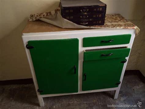alacena vintage cocina alacena de cocina vintage a 241 os 60 verde y blanc comprar