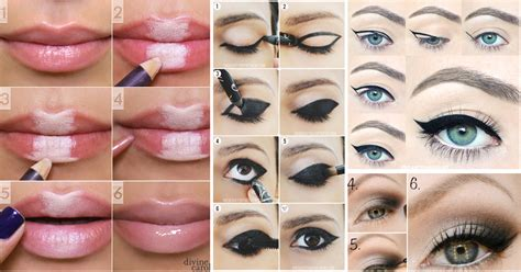 tutorial makeup makeover 25 make up tutorials to take your beauty to the next