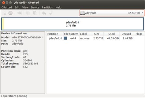 format to gpt using gparted partitioning how to format a 4k sector hard drive ask