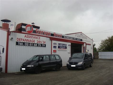 Garage Beauvoir Sur Mer by Carrosserie Baud 224 Beauvoir Sur Mer Garage Membre Du