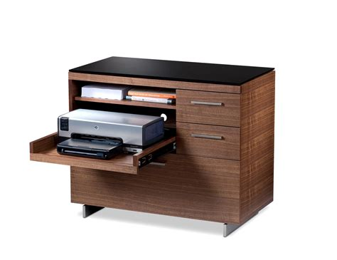 printer and file cabinet multifunction cabinet