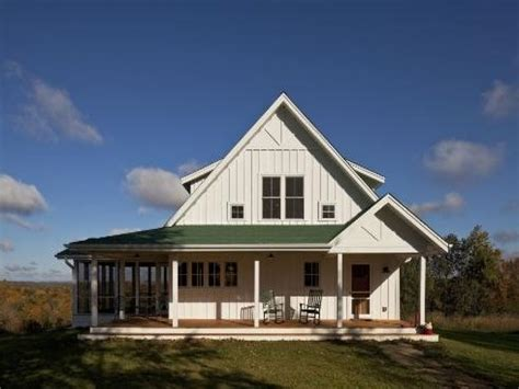Farmhouse Plans With Wrap Around Porches by Single Story Farmhouse With Wrap Around Porch One Story