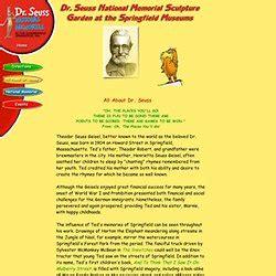 biography dr seuss dr seuss teaching pearltrees