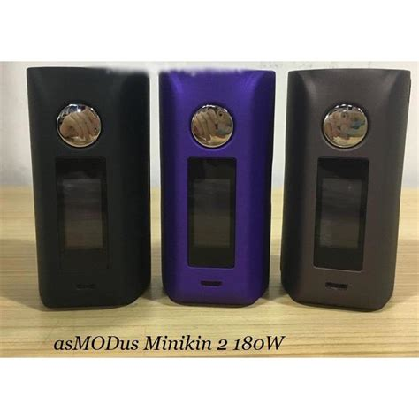 Asmodus Minikin 2 Ii Gold Authentic Mod Vape Vapor Vaping authentic asmodus minikin 2 box mod 180w black jakartanotebook