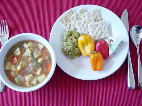 Ww Garden Vegetable Soup Loving Weight Watchers Weight Watchers Garden Vegetable
