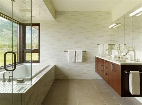Elegante Badezimmer Designs by Elegante Badezimmer Mit Einer Vielzahl Farben Und