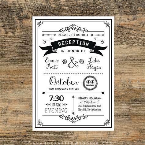 Wedding Invitation Reception Card Wording by Wedding Reception Only Invitation Wording Sles