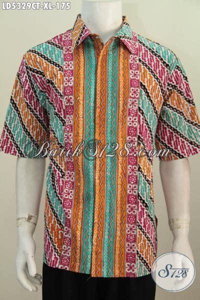 Hem Kemeja Batik S Xl Anak Cowok Parang hem batik parang kombinasi busana batik lengan pendek