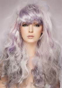 lavender color hair lavender hair hair colors ideas