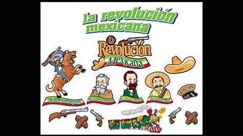 imagenes revolucion mexicana animadas d 237 a de la revoluci 243 n para ni 241 os youtube