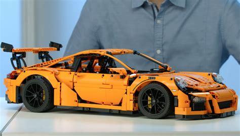 technic porsche porsche 911 gt3 rs technic 42056 designer video