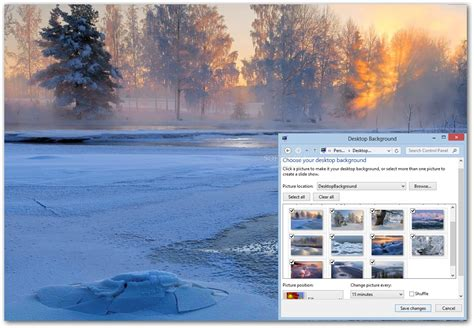 microsoft themes winter swedish winter theme download