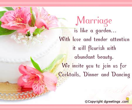 Wedding Anniversary Card Wording For Husband by Marriage Anniversary Invitation Card For Nicewishes