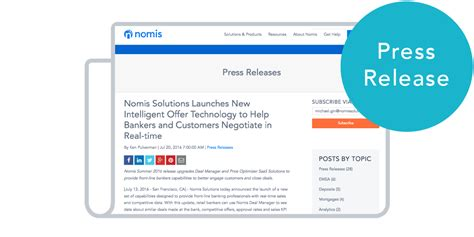 dashlane in the press articles and press releases nomis summer release price optimization software