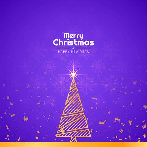merry christmas festival celebration greeting background   vector art stock